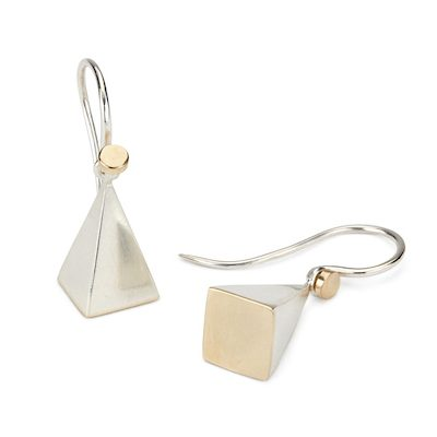 Pyramids Earrings