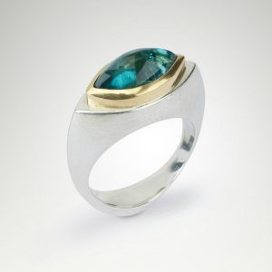 Talisman Ring by Abby Mosseri