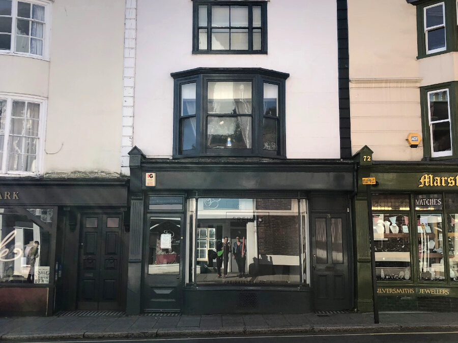 Exciting new home in the heart of Lewes